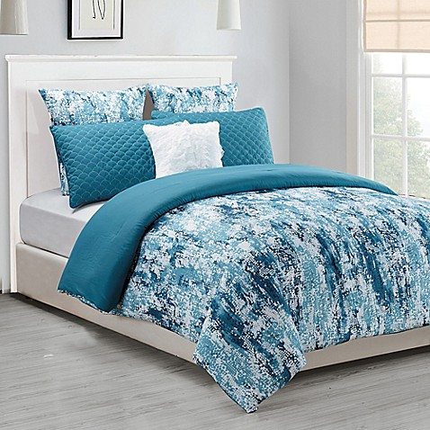 Kensie Staas Comforter Set Bed Bath Amp Beyond