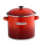 Le Creuset® 16 qt. Stock Pot in Cherry