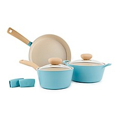 Neoflam Retro Nonstick Ceramic 5-Piece Cookware Set
