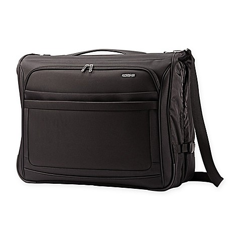 American tourister ilite max ultravalet garment bag in for Wedding dress garment bag for plane