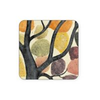 Pimpernel Dancing Branches Square Coasters (Set of 6)