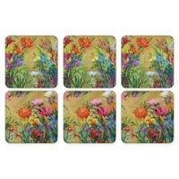 Pimpernel Martha's Choice Square Coasters (Set of 6)