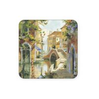 Pimpernel Venetian Scenes Coasters (Set of 6)