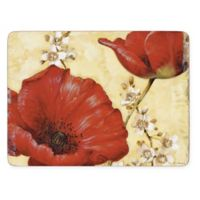 Pimpernel Poppy De Villenevue Placemats (Set of 4)