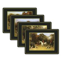 Pimpernel Tally Ho Placemats (Set of 4)