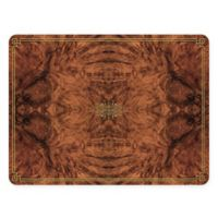 Pimpernel Walnut Burlap Placemats (Set of 4)