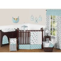 Sweet Jojo Designs Earth and Sky 11-Piece Crib Bedding Set