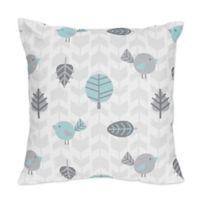 Sweet Jojo Designs Earth and Sky Throw Pillows (Set of 2)