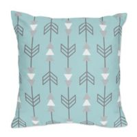 Sweet Jojo Designs Earth and Sky Arrow Throw Pillows (Set of 2)