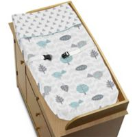 Sweet Jojo Designs Earth and Sky Changing Pad Cover