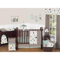 Sweet Jojo Designs Outdoor Adventure 11-Piece Crib Bedding Set