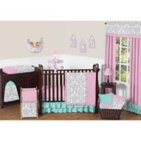 Sweet Jojo Designs Skylar 11-Piece Crib Bedding Set