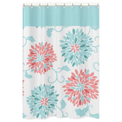 Buy Turquoise Curtains From Bed Bath Amp Beyond