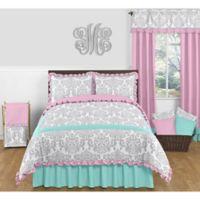 Sweet Jojo Designs Skylar Full/Queen Comforter Set