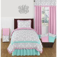 Sweet Jojo Designs Skylar Twin Comforter Set