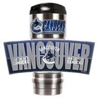 NFL Vancouver Canucks Stainless Steel 18 oz. Insulated Tumbler
