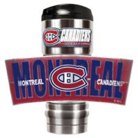 NFL Montreal Canadiens Stainless Steel 18 oz. Insulated Tumbler