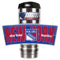 NFL New York Rangers Stainless Steel 18 oz. Insulated Tumbler
