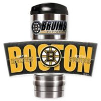 NFL Boston Bruins Stainless Steel 18 oz. Insulated Tumbler