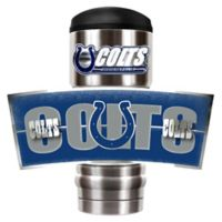 NFL Indianapolis Colts Stainless Steel 18 oz. Insulated Tumbler