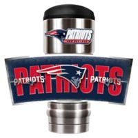 NFL New England Patriots Stainless Steel 18 oz. Insulated Tumbler