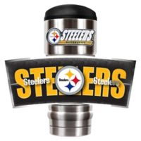 NFL Pittsburgh Steelers Stainless Steel 18 oz. Insulated Tumbler