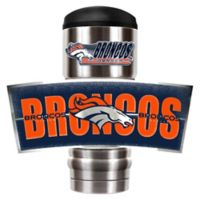 NFL Denver Broncos Stainless Steel 18 oz. Insulated Tumbler