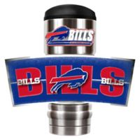 NFL Buffalo Bills Stainless Steel 18 oz. Insulated Tumbler