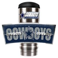 NFL Dallas Cowboys Stainless Steel 18 oz. Insulated Tumbler