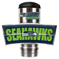 NFL Seattle Seahawks Stainless Steel 18 oz. Insulated Tumbler