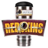 NFL Washington Redskins Stainless Steel 18 oz. Insulated Tumbler