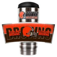 NFL Cleveland Browns Stainless Steel 18 oz. Insulated Tumbler