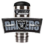 NFL Oakland Raiders Stainless Steel 18 oz. Insulated Tumbler