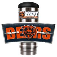 NFL Chicago Bears Stainless Steel 18 oz. Insulated Tumbler