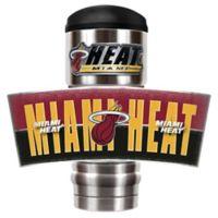 NBA Miami Heat Stainless Steel 18 oz. Insulated Tumbler