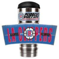 NBA Los Angeles Clippers Stainless Steel 18 oz. Insulated Tumbler