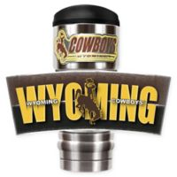 University of Wyoming Stainless Steel 18 oz. Insulated Tumbler