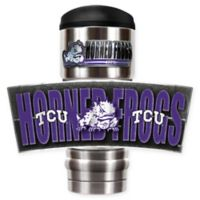 TCU Stainless Steel 18 oz. Insulated Tumbler