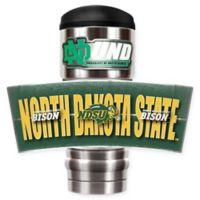 North Dakota State University Stainless Steel 18 oz. Insulated Tumbler