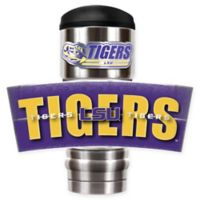 LSU Stainless Steel 18 oz. Insulated Tumbler