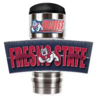 Cal State University at Fresno Stainless Steel 18 oz. Insulated Tumbler