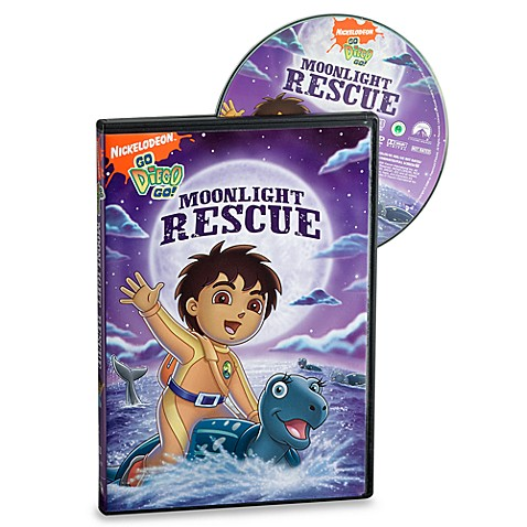 Go diego go moonlight rescue dvd bed bath beyond for Go diego go bedding