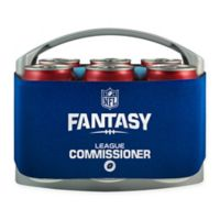 NFL Fantasy Football League Commissioner 6-Can Cooler