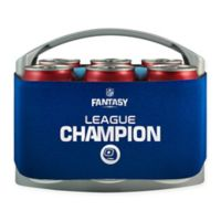 NFL Fantasy Football League Champion 6-Can Cooler