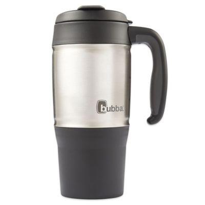Bubba Clic Insulated Travel Mug In Black