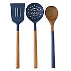 kate spade new york All in Good Taste™ 3-Piece Kitchen Utensils Set in Navy