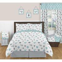 Sweet Jojo Designs Earth and Sky Full/Queen Comforter Set