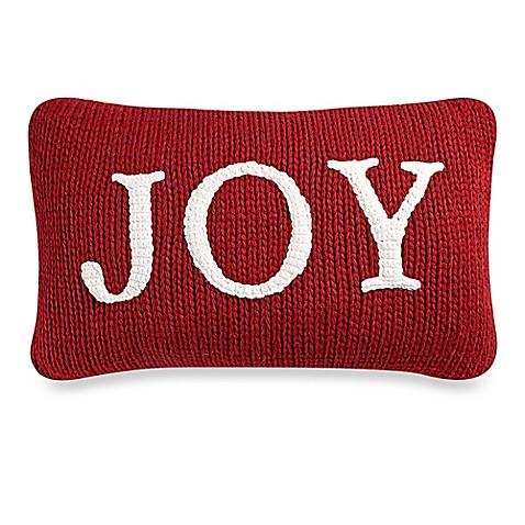 Joy Throw Pillows :