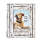 Printz Homestead 5x7  Distressed White Frame