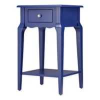 Verona Home Couri® Accent Table in Imperial Blue